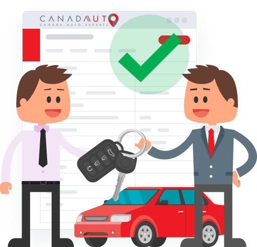 Canada Auto Form Tick Sold