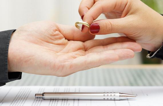Divorce Impact credit scores
