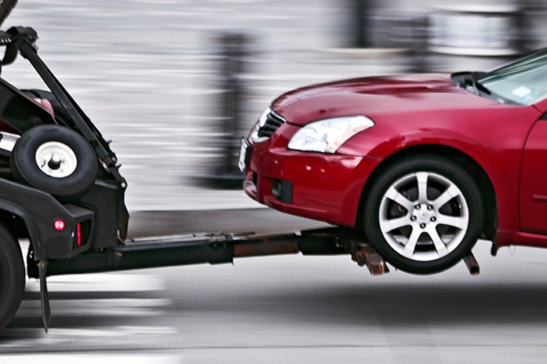 Vehicle Repossession in Canada