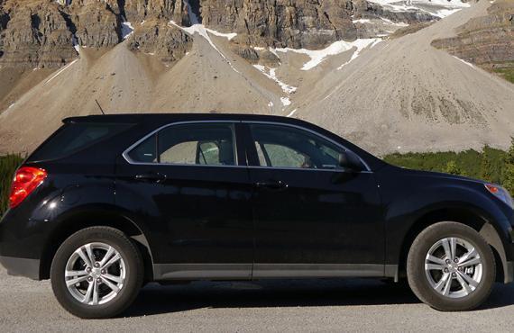 Canada Drives SUVs